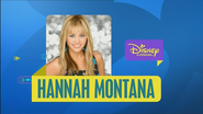 DC Australia Hannah Montana Now Bumper (2018)