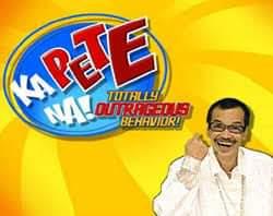 Ka-PETE Na! : Totally Outrageous Behavior