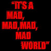 It's a Mad, Mad, Mad, Mad World logo (B)