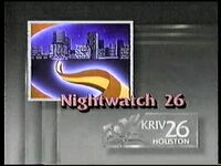 KRIV Nightwatch 26 1986 ID