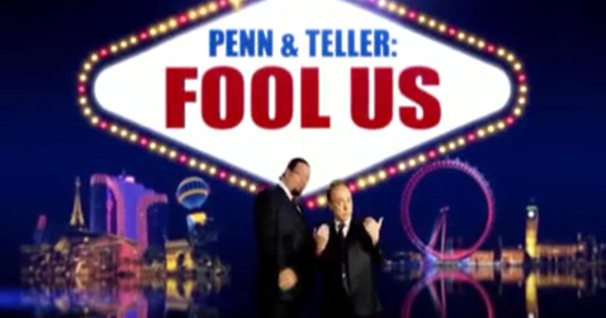 Penn & Teller: Fool Us (U.S.)