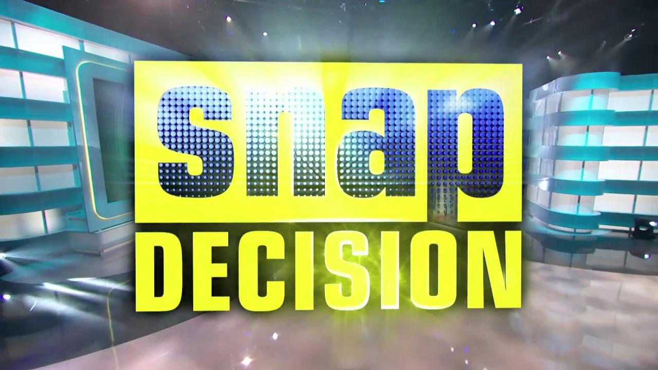 Snap Decision (2017)