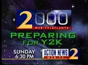 WSB-TV Preparing for Y2K
