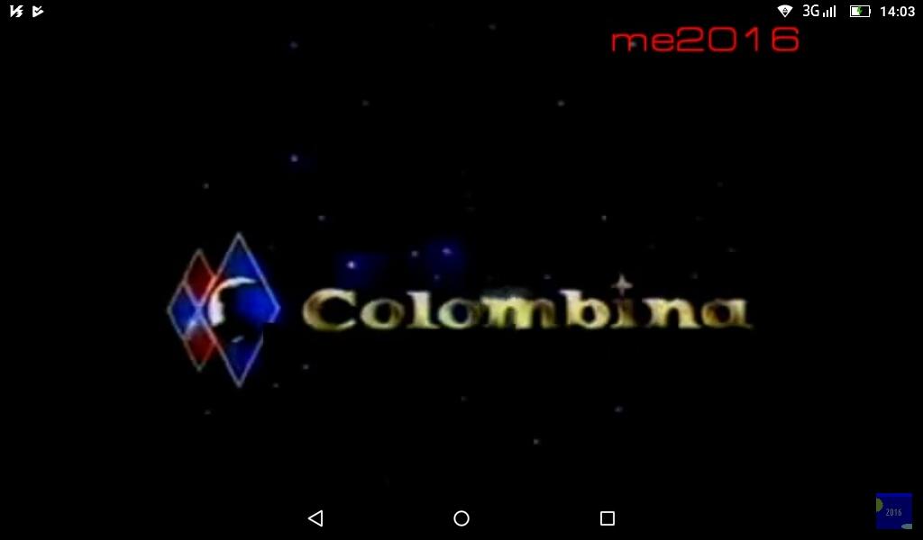 Colombina/On-screen logos
