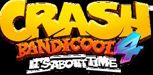 Crash 4 logo.png