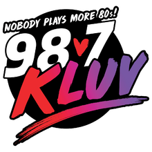 KLUV-FM 2019 logo.png