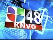 Knvo univision 48 second package mid 2000s