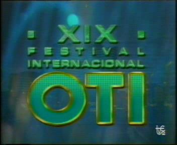 OTI Song Contest 1990