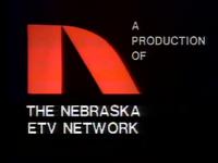 Nebraska ETV Network logo 1980
