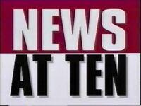 WGNX News at Ten 1994