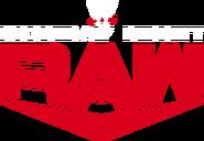 WWE Monday Night Raw 2019 Alternate Logo