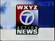 WXYZ 7 Action News ID 2000
