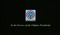ABS-CBN Logo with Slogan (Lupang Hinirang 2011)