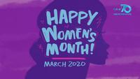 GMAWomensMonth2020
