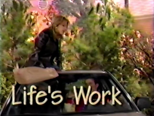 Life's Work