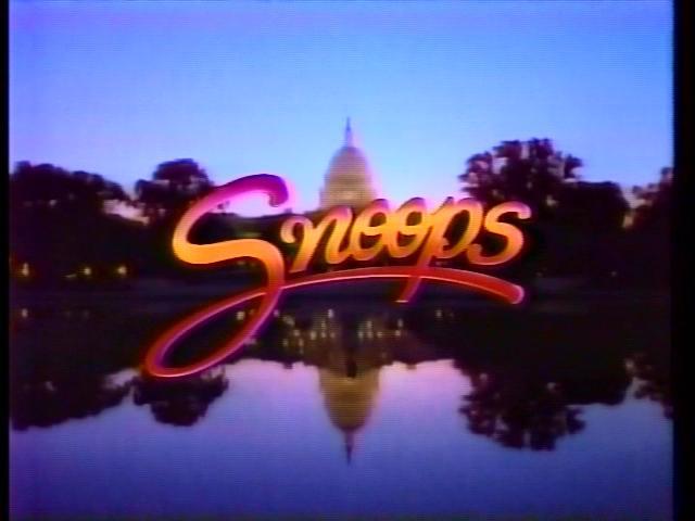 Snoops (1989)