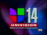 Univision 14 ID 1996