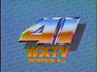 WXTV Station ID 1987