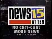 10 and 111994 News15 KNXV Teases and News Promos 5