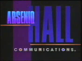 Arsenio Hall Communications