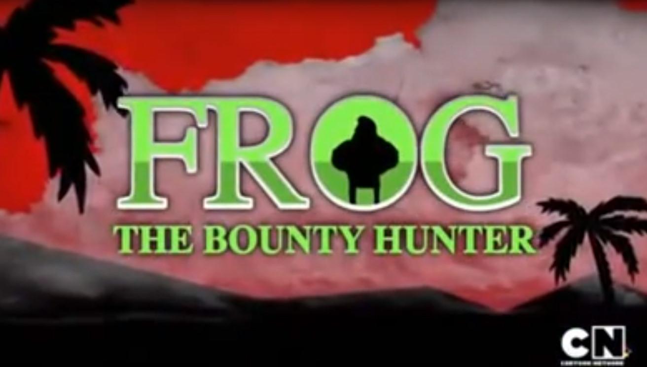 Frog the Bounty Hunter