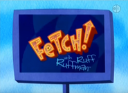FETCH! with Ruff Ruffman title card