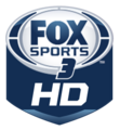 Fox Sports 3 HD logo