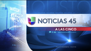 Kxln noticias univision 45 5pm package 2013