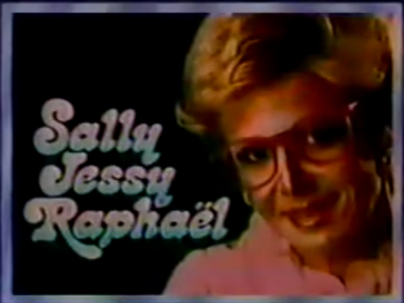 The Sally Jessy Raphaël Show