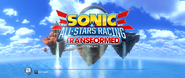 Sonic & All Stars Racing Transformed 21x9