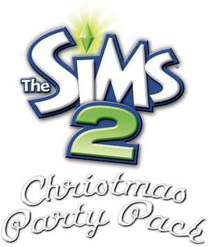 The Sims 2 - Christmas Party Pack.png