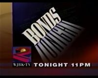 WJBK TV2 Bonds Tonight 1995 Promo