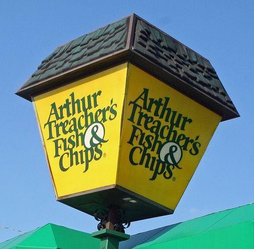 Arthur Treacher's