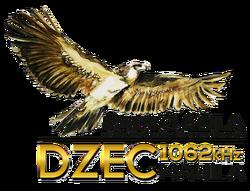 DZEC Radyo Agila 1062 New Logo.png