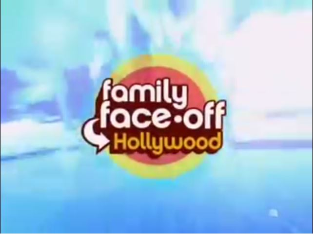 Family Face Off: Hollywood