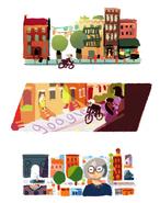 Google Jane Jacobs' 100th birthday (Storyboards 2)
