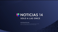 Kdtv noticias 14 solo a las once package 2019