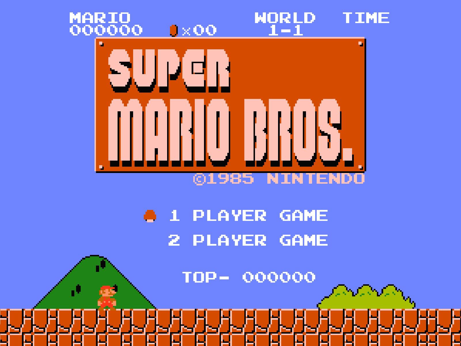 Super Mario Bros./Other