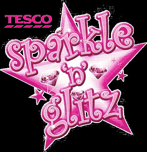 Tesco Sparkle 'n' Glitz