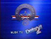 CBS & WJBK 1985