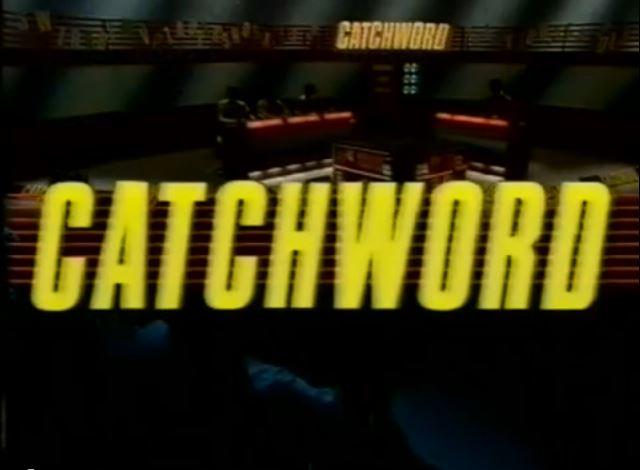 Catchword