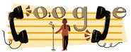 "Google 100th Anniversary of ""Pelo Telefone"" (Version 2)"
