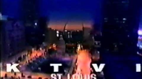 KTVI FOX 2 News at 10 1999 Open