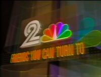 WMAR-TV 2 The Place to Be! 1990