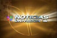 Wxtv noticias univision 41 yellow opening 2004