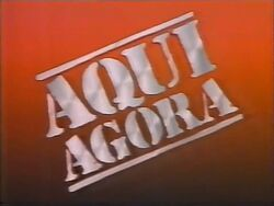 Aqui Agora (1991).jpg