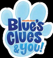 Blue's Clues & You! (Alt Logo)