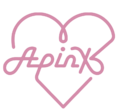 New apink logo