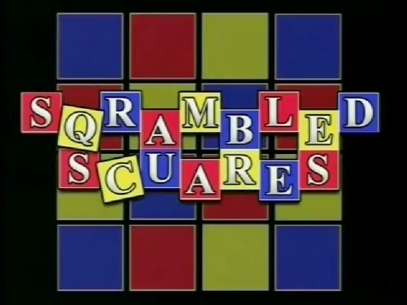 Sqrambled Scuares