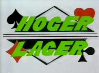 Hoger, Lager